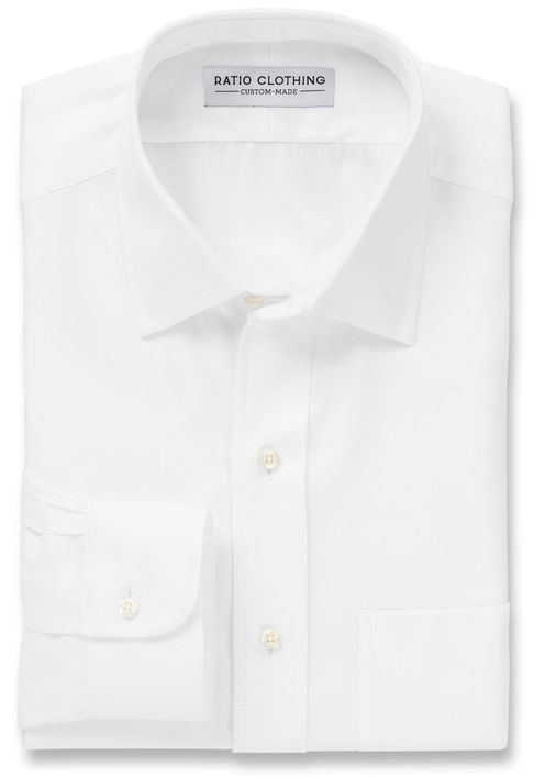 White Signature Twill Product Image 3