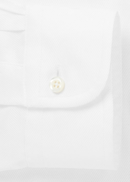 White Signature Twill Product Image 4
