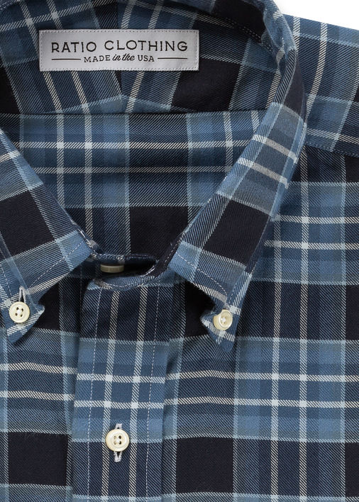 Ivanhoe Plaid Twill