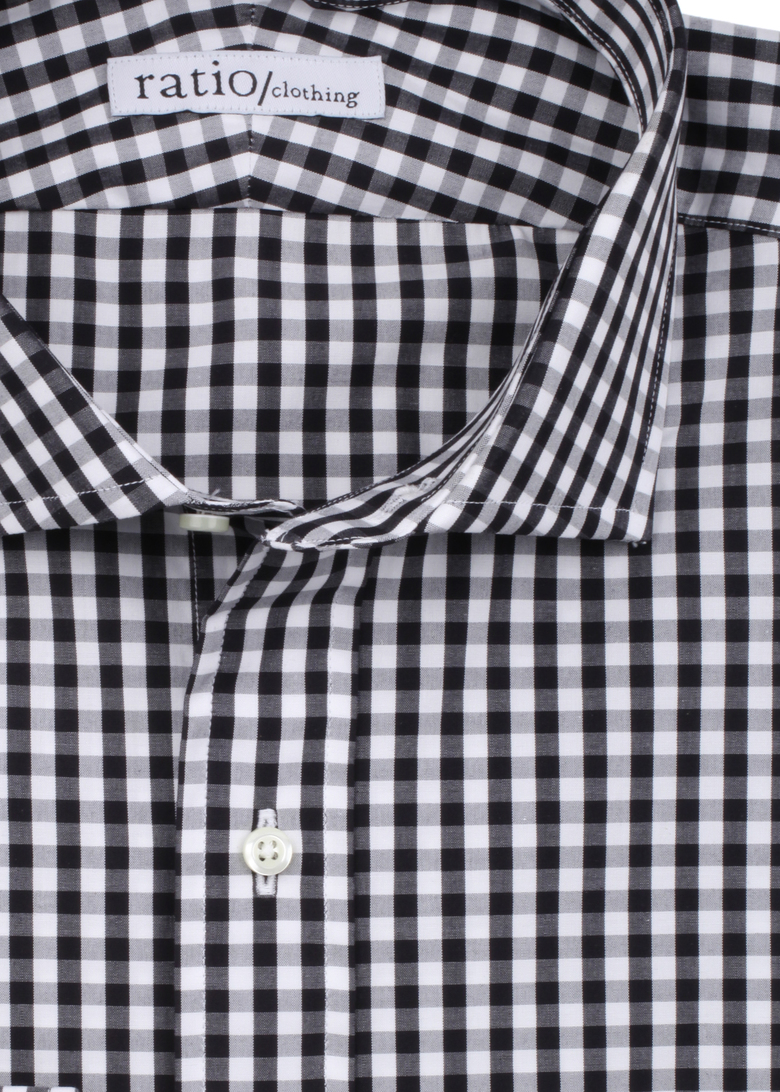Black Thomson Gingham